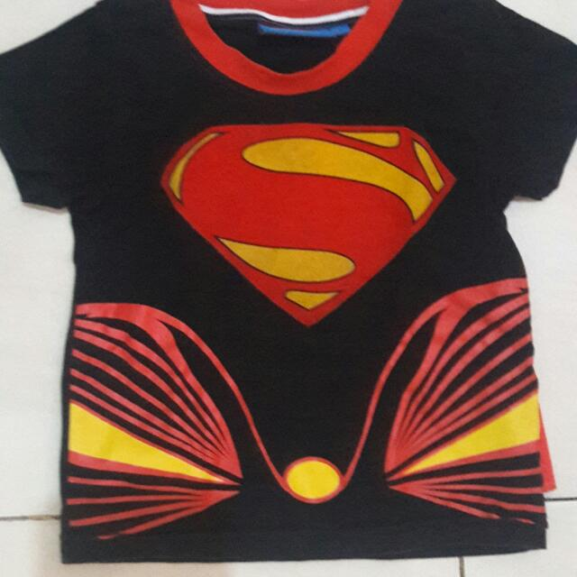 Kaos Superman Original Baby Boy