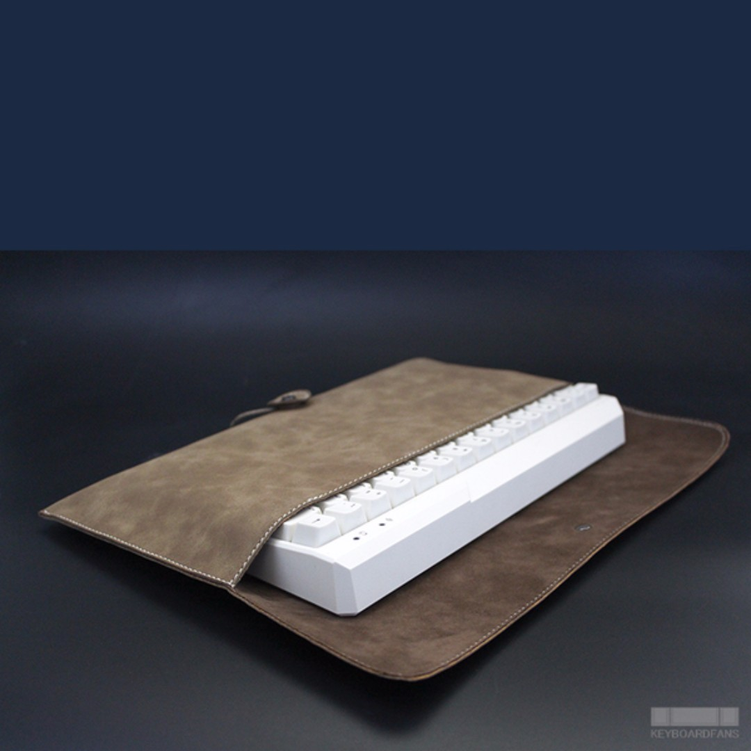 Keyboard PU Leather Sleeve Bag Carrying Case for Wireless