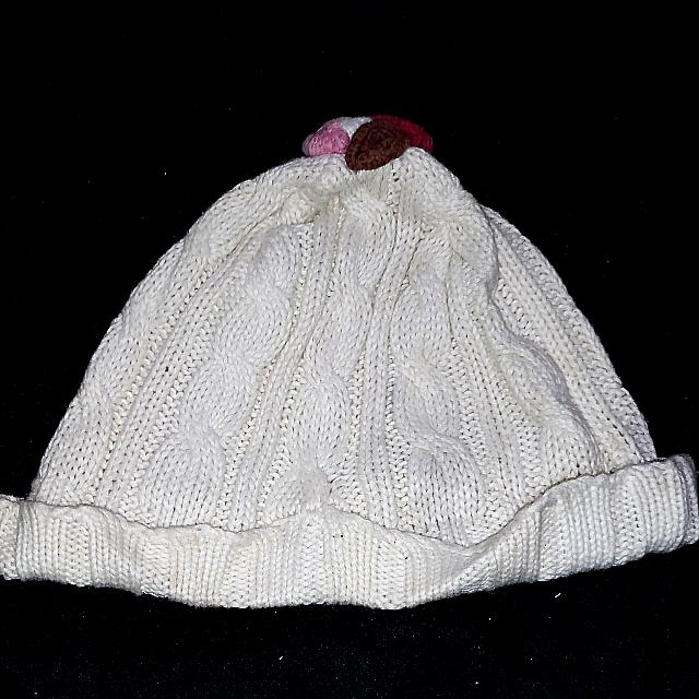 Knitted Bonnet 39php