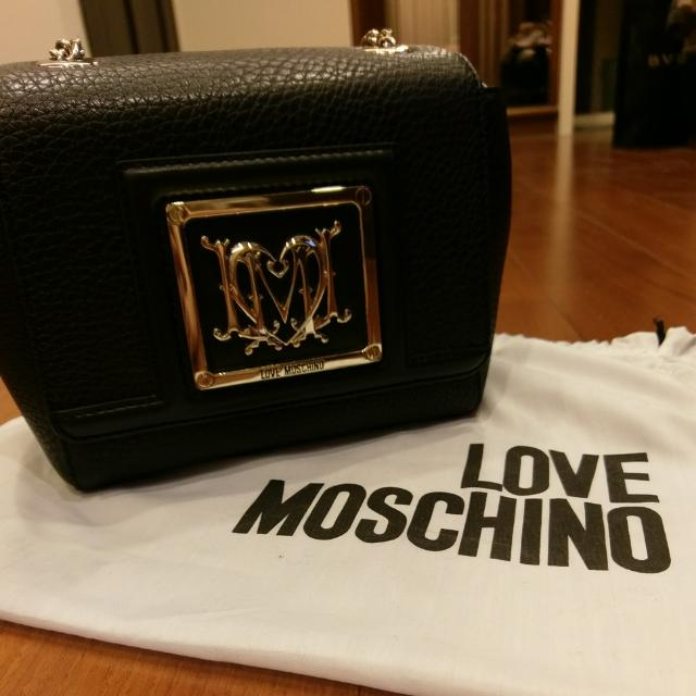 LOVE MOSCHINO 肩背斜背包