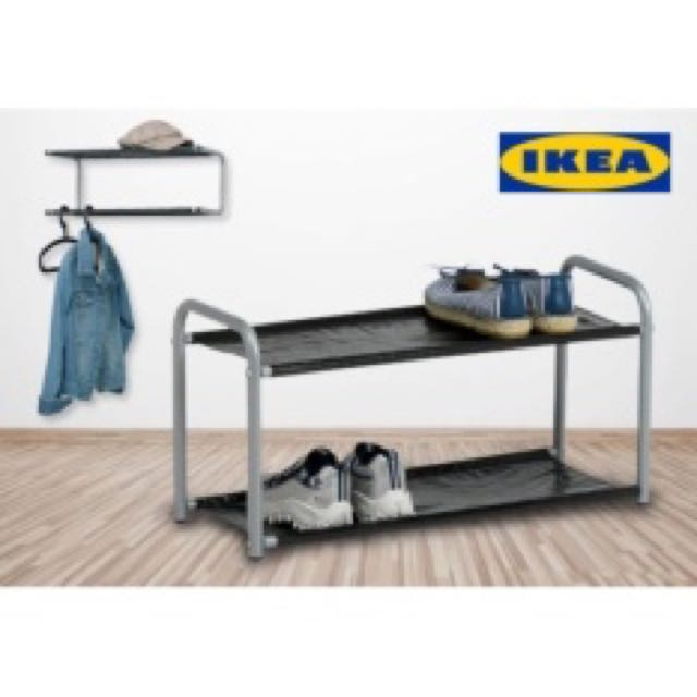 Lustifik Ikea Shoe Rack