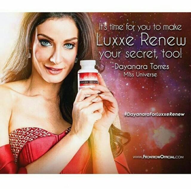 Luxxe Products by Frontrow