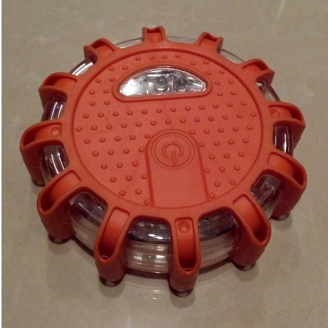 Magnetic LED Disc Light / Flare