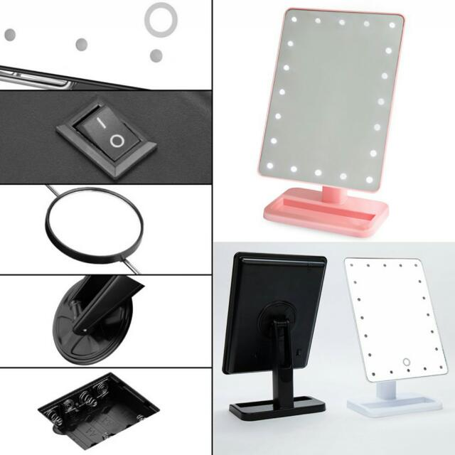 Make up mirror with LED Light