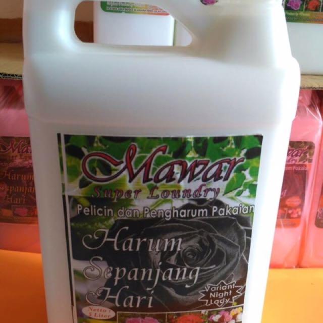 Mawar Super Laundry (MSL) 5L