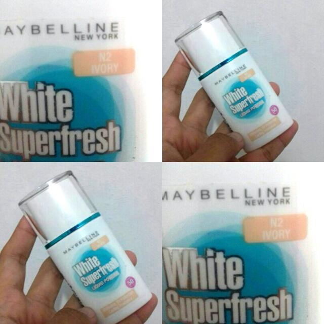 Maybelline White Superfresh Liquid Powder
