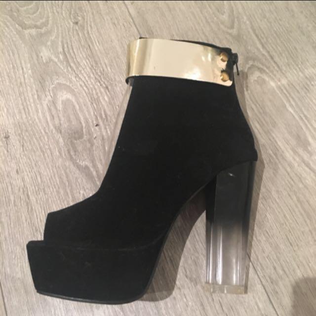Meshki boots - Size 38