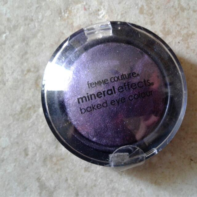 Mineral Effects Baked Eye Color
