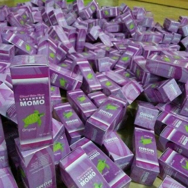 Minyak Bulus Momo Aroma Lavender