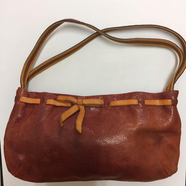 原廠MIU MIU 復古 手提包