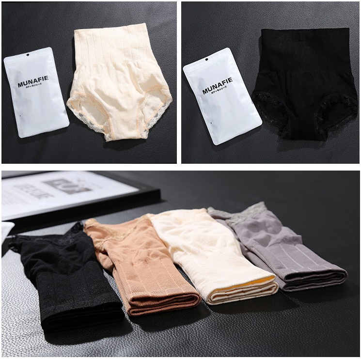 Munafie slimming pant slim panty korset Japan Celana pelangsing FAK004, Olshop Fashion, Olshop Wanita on Carousell