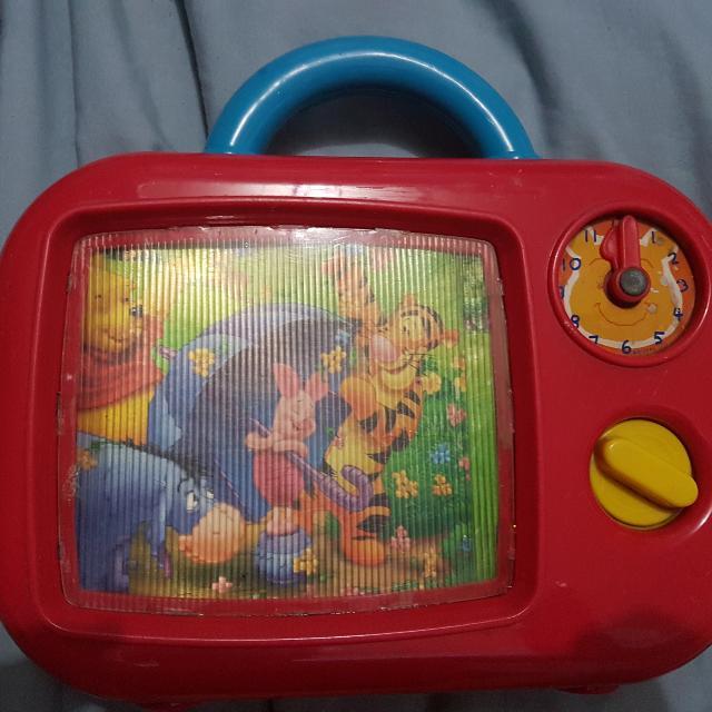 musical tv winnie the pooh