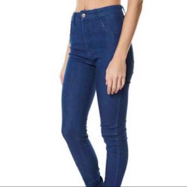MUST GO!! Hi Twiggy Wrangler Jeans Size 7