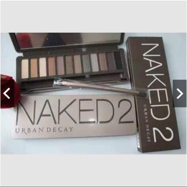 Naked 2 Eyeshadow