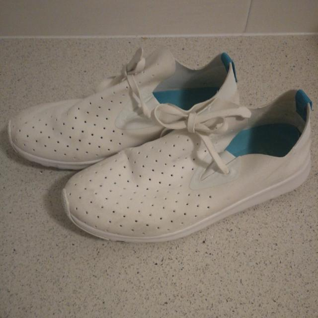 Native White Shoes