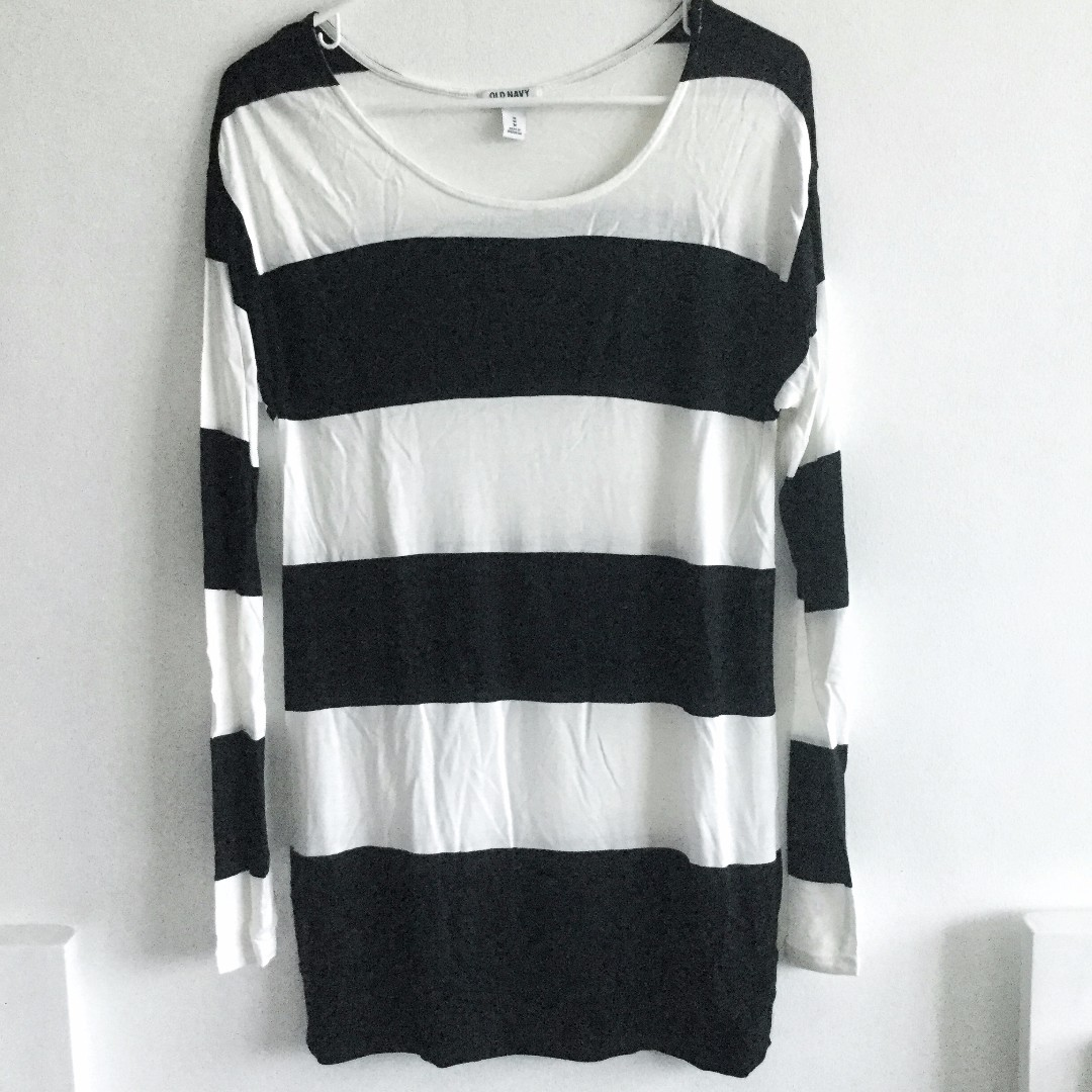 Old Navy Striped Longsleeves
