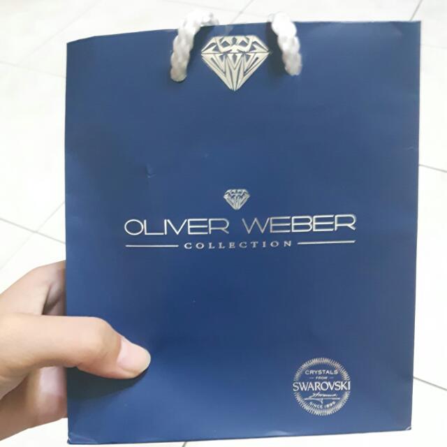 oliver weber手環