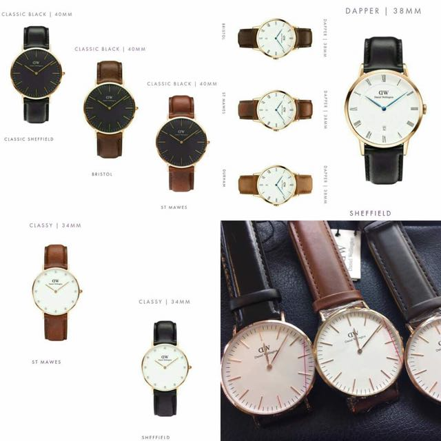 ORIGINAL 100% DANIEL WELLINGTON