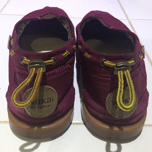 Original Wakai Shoes - Men