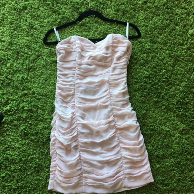 Pink Dress Size 8