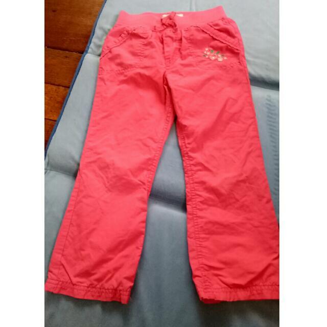 pink oshkosh pants