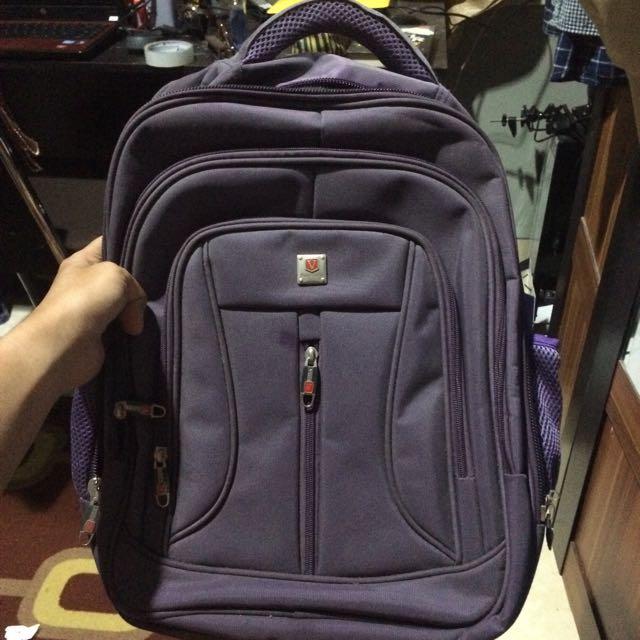 Polo Villa Office Bag
