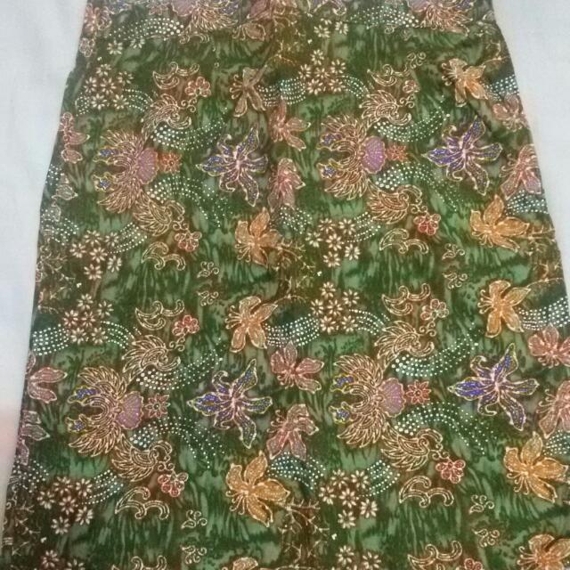 Rok Batik Span