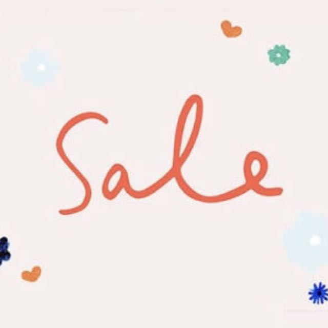 Sale All Prices Dropped :) Happy Shopping!