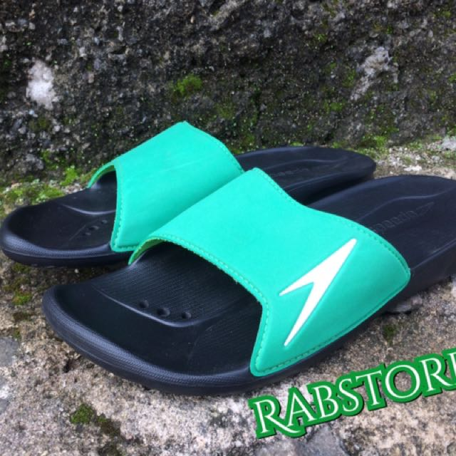Sandal Speedo Original Black Grey