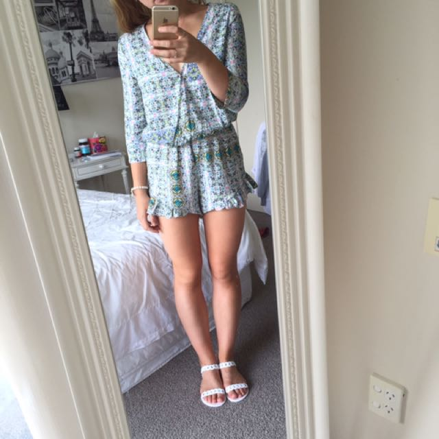 Seed Playsuit