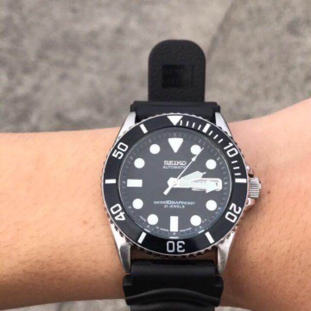 Seiko Divers - SKX031