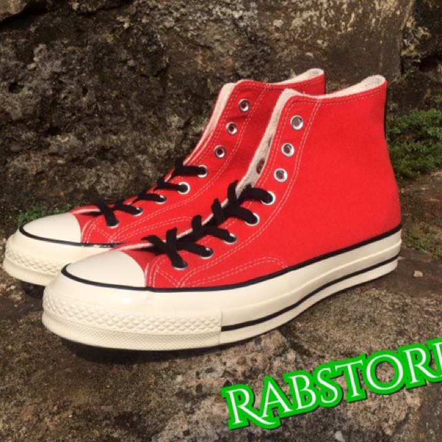 Sepatu Converse 70s Original Team Wool Red