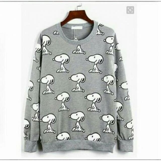 Sweater Snoopy