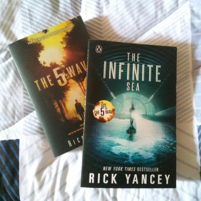 The 5th Wave + The Infinite Sea