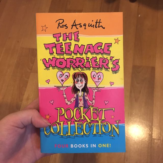 The Teenage Worrier's POCKET COLLECTION