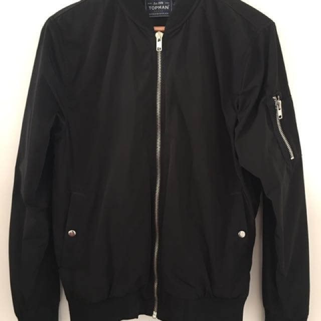 Top Man Bomber Jacket
