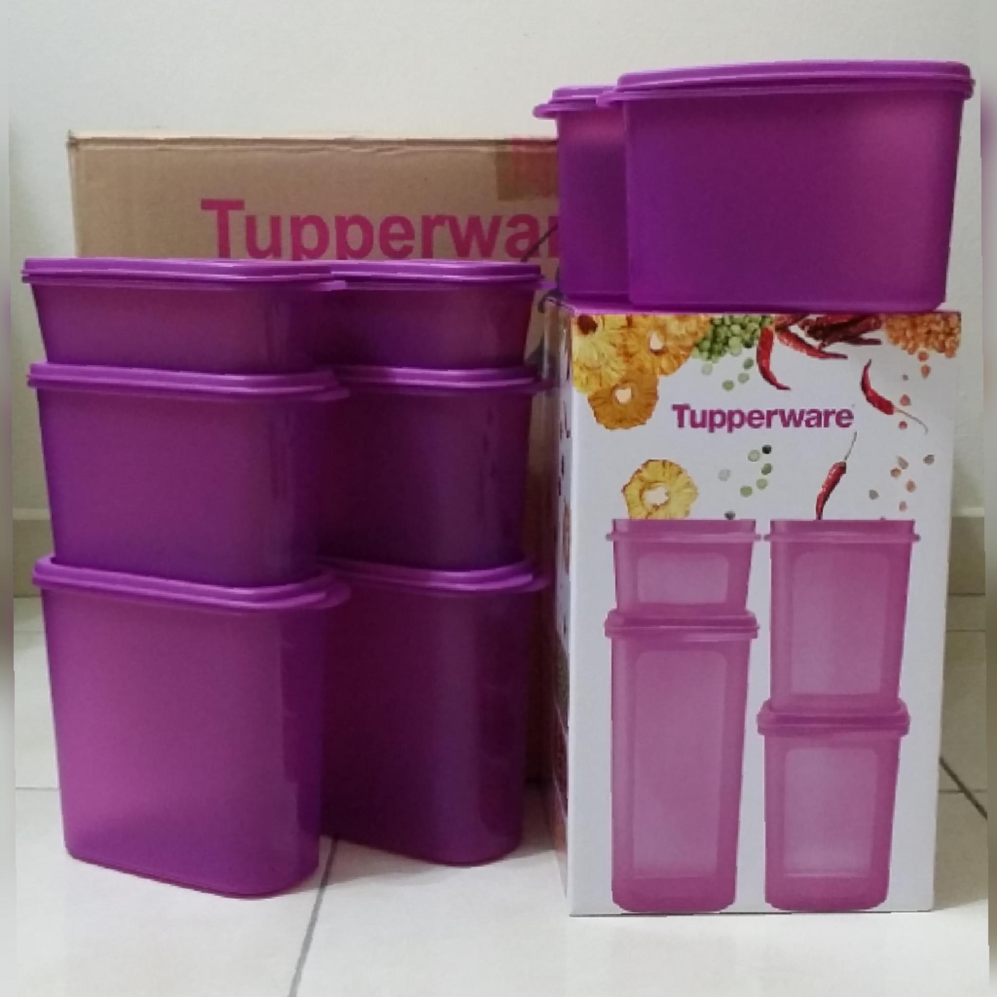 04cae57a9 Tupperware Smart Saver Oval Set