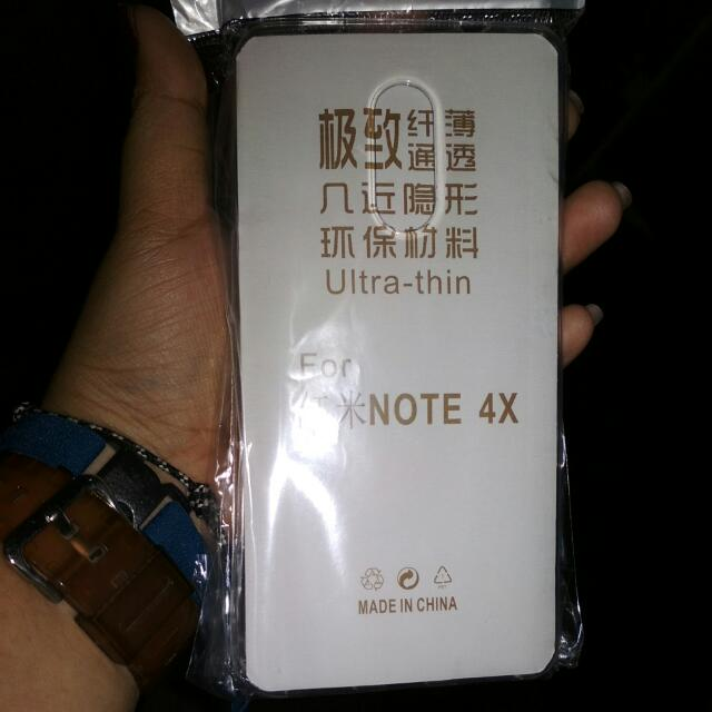 Ultra Thin Note 4