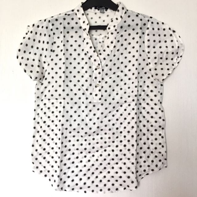 Unbranded Polkadot Top