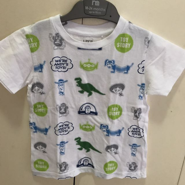Uniqlo Toy Story Shirt