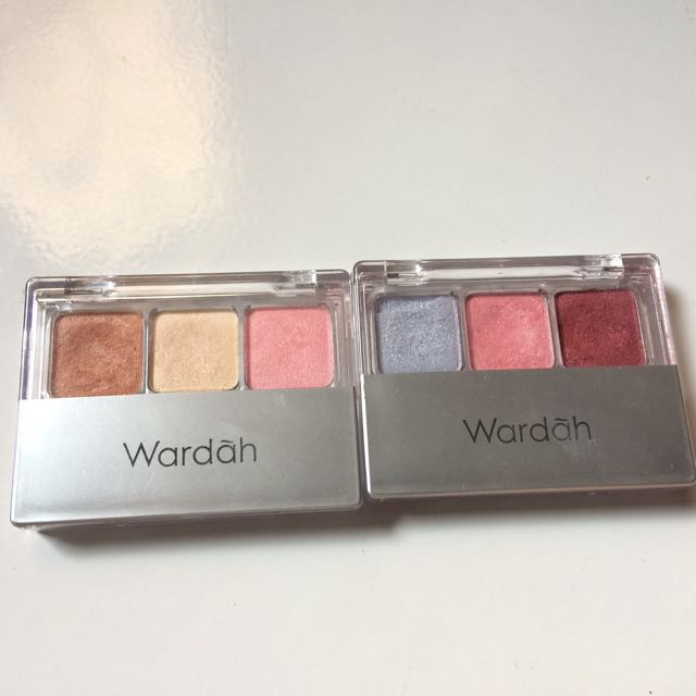 Wardah Eyeshadow Pallette