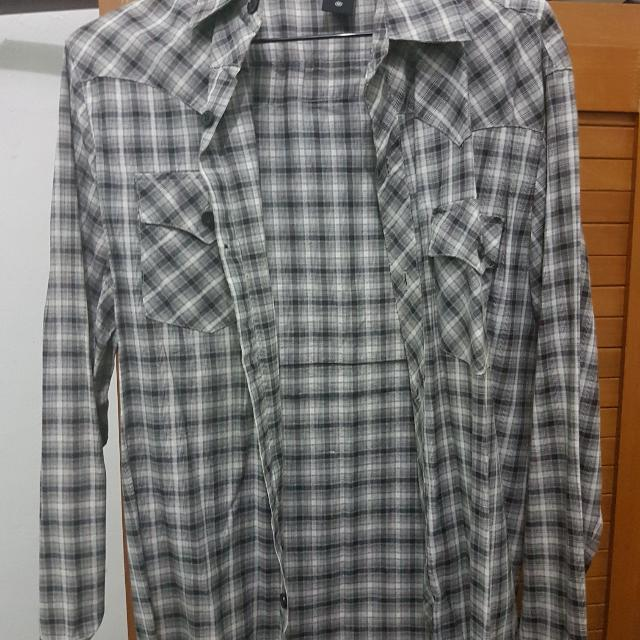 WTS Long Sleeve Plaid Spyderbilt