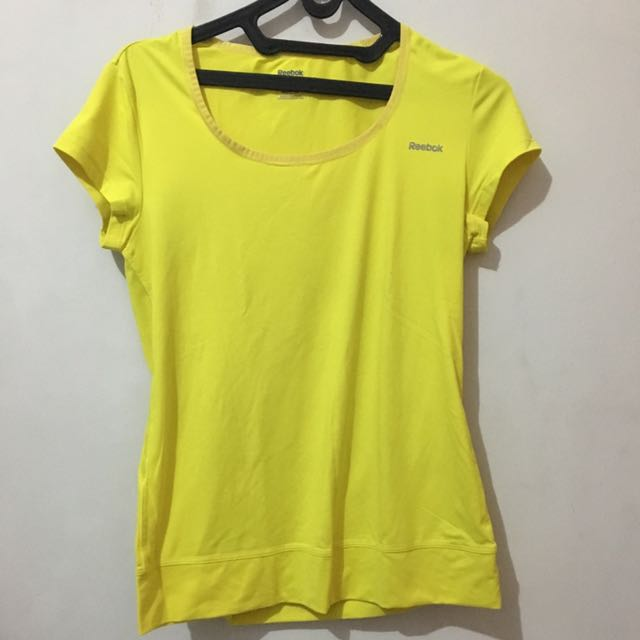 Original Yellow Reebok (M)
