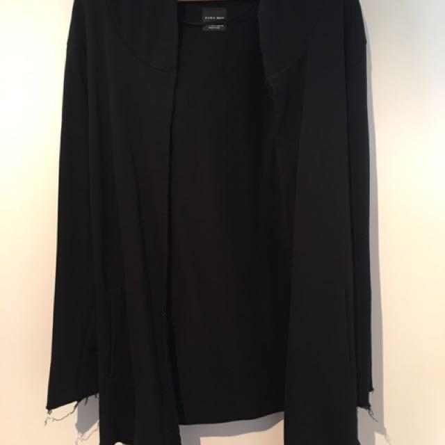 Zara Cotton Cardigan