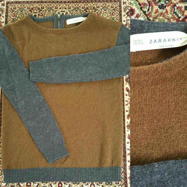 Zara Knit size m