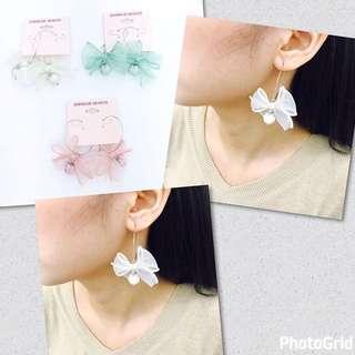防敏感 耳環 飾物 韓國直送(氣質系列)