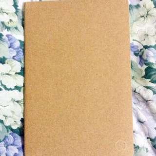 Plain Sketch Notebook