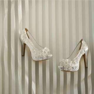 Wedding Shoes Sepatu Nikah Kawin