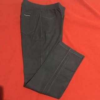 Celana Stretch Dark Grey