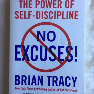 The Power Of Self- Discipline By Brian Tracy